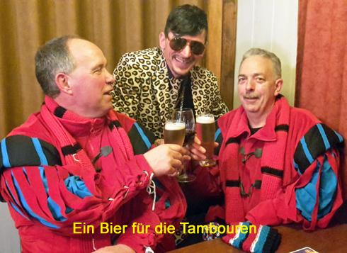 Tambouren