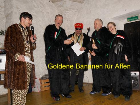 goldene-Banane-für-Affen